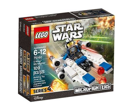 MICROFIGHTER U-WING