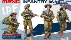 IDF INFANTRY SET (2000) 1:35