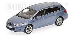 OPEL ASTRA SPORTS TOURER 2010 AZUL METALIZADO