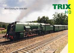 CATALOGO GENERAL TRIX HO  2020-2021 EN INGLES