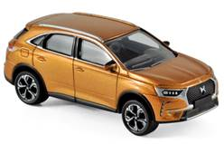 CITROEN DS 7 CROSSBACK 2018 COLOR ORO