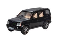 LAND ROVER DISCOVERY NEGRO