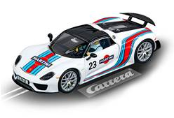 PORSCHE 918 SPYDER EVOLUTION MARTINI RACING