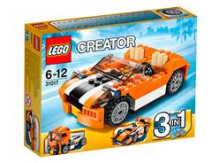 DESCAPOTABLE SUNSET SPEEDER (3 MODELOS EN 1)