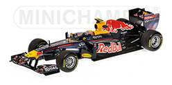 F1 RED BULL RACING R87 2011 WEBBER