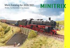 CATALOGO MINITRIX ESCALA N 2020/21 EN INGLES