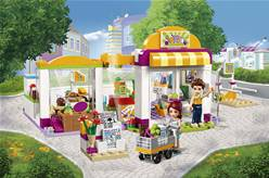 SUPERMERCADO LEGO FRIENDS