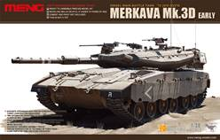 MERKAVA MK 3D EARLY ISRAEL
