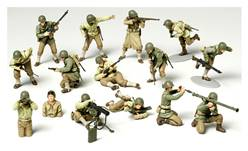 INTANTRY GI SET U.S. ARMY WWII