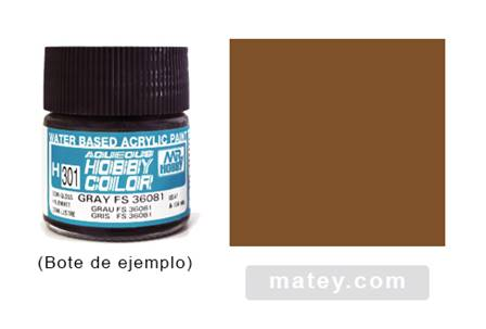MARRÓN MADERA BRILLO (10 ml)