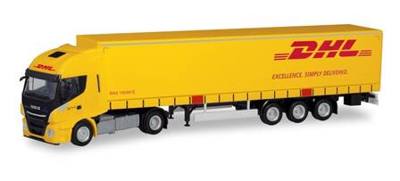 CAMION IVECO STRALIS XP - DHL