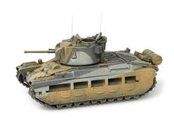 UK MATILDA MARK II - MONTADO Y PINTADO