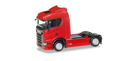 SCANIA CS 20 ND ROJO