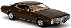 DODGE CHARGER MARRON MET (RESINA)