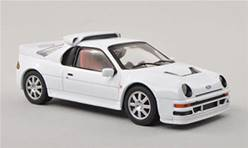 FORD ESCORT RS 200 1983 BLANCO