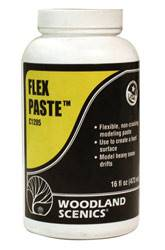 FLEX PASTE - PASTA FLEXIBLE PARA SELLAR LA BASE DE RÍOS Y LAGOS