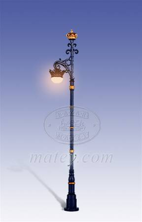 FAROLA REAL CON LED DE LUZ CALIDA