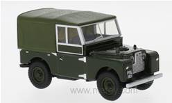 LAND ROVER SERIES I 88 VERDE