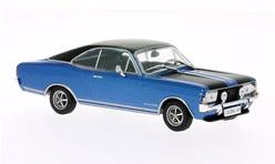 OPEL COMMODORE A COUPE GSE 1970 AZUL