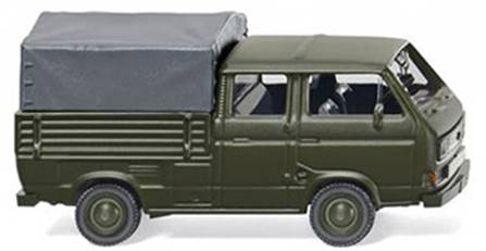 VW T3 PICK UP MILITAR