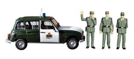 RENAULT 4L GUARDIA CIVIL