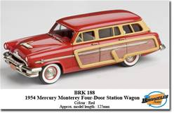 MERCURY MONTERREY STATION WAGON 1954