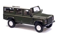 LAND ROVER DEFENDER LARGO VERDE MILITAR