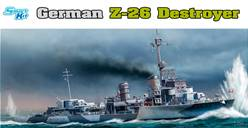 Z26 DESTROYER ALEMAN