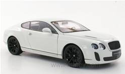 BENTLEY CONTINENTAL SUPERSPORTS BLANCO