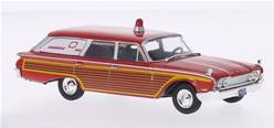 FORD AMBULANCIA 1964