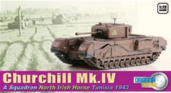 CHURCHILL MK.IV TUNISIA 1943