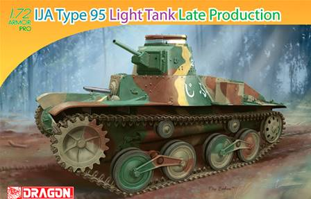 IJA TYPE 95 LIGHT TANK