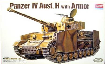 PANZER IV AUSF + TANQUE MEDIANO ALEMAN