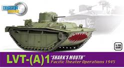 LVT- (A) 1 SHARK'S MOUTH PACIFIC THEATER OPERATIONS 1945