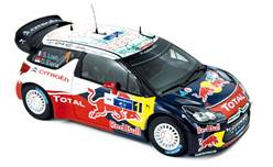 CITROEN DS3 WRC-WINNER RALLEY DU MEXIQUE 2011