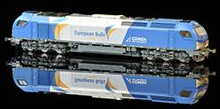 RENFE COMSA RAIL TRANSPORT 335.001-4