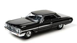 FORD GALAXIE 1964 NEGRO MEN IN BLACK 3