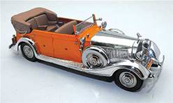 ROLLS ROYCE PHANTOM II INDIA  (RESINA)