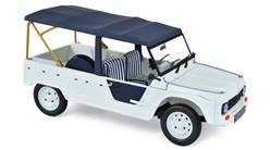 CITROEN MEHARI AZUR 1983 DESCAPOTABLE BLANCO