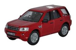 LAND ROVER FREELANDER ROJO METALIZADO