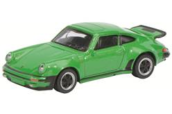 PORSCHE 911 TURBO (930) VERDE - METALICO