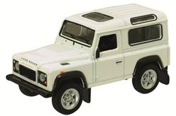 LAND ROVER DEFENDER BLANCO
