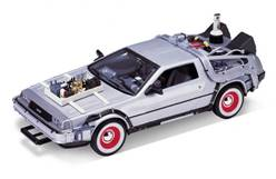 REGRESO AL FUTURO 3 DELOREAN