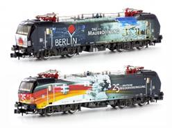 ALEMANIA DB  VECTRON BR 193/RE 493 25  BERLIN (CONECTOR 65