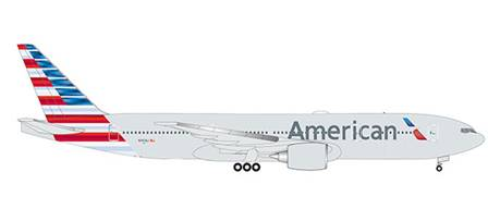 BOEING 777-200ER AMERICAN AIRLINES (12,7 cm)