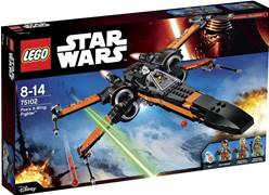 POE'S X-WING-FIGHTER