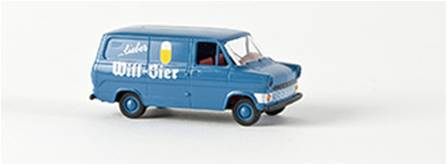 FORD TRANSIT 'WILL BIER'