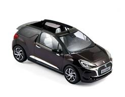 CITROEN DS3 CABRIO 2016 WHISPER PURPLE