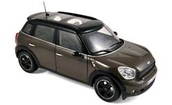 MINI COOPER S  COUNTRYMAN 2010 LIGHT BROWN