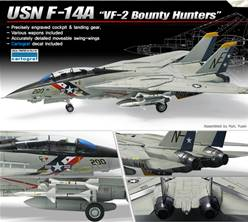 "F-14A ""VF-2 BOUNTY HUNTERS"""